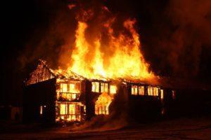 К чему снится пожар в чужом доме